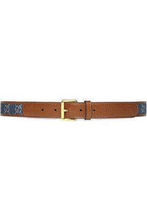 Gucci Ženy Pásky - GG-canvas buckle-fastening belt