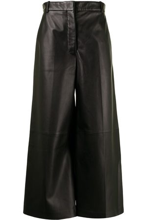 Joseph Cropped wide-leg trousers