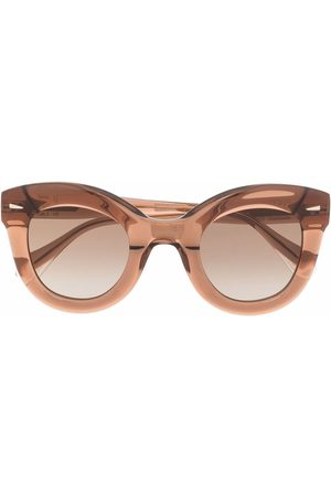 GIGI Round tinted sunglasses