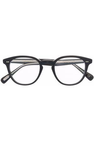 Oliver Peoples Desmon marbled glasses
