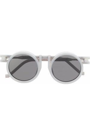 VAVA Eyewear Kengo Kuma round-frame sunglasses