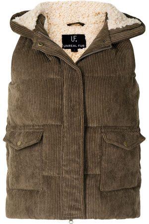 Unreal Fur Berkeley padded vest