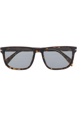 DB EYEWEAR BY DAVID BECKHAM Tortoiseshell-frame sunglasses