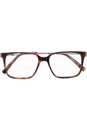 Liu Jo Muži Sluneční brýle - Tortoiseshell effect glasses