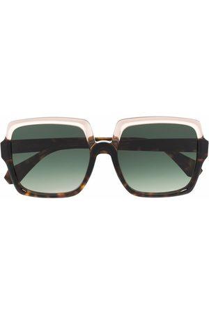 GIGI Square tinted sunglasses