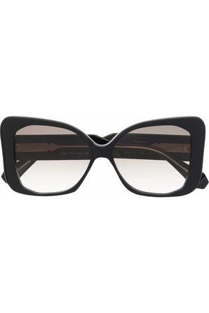 GIGI Oversized-frame sunglasses