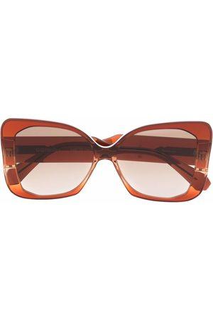 GIGI Muži Sluneční brýle - Oversized-frame sunglasses