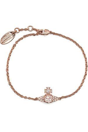 Vivienne Westwood Ženy Náramky - Crystal-embellished Orb charm bracelet