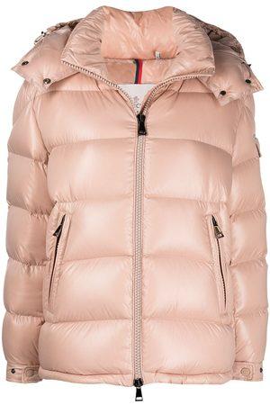 Moncler Ženy Péřové bundy - Maire padded hooded down jacket