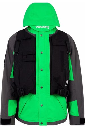 Supreme X The North Face zip-front jacket