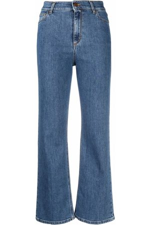 Rodebjer Ženy Bootcut - High-rise flared jeans