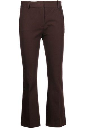 Frame Ženy Široké nohavice - Cropped flare trousers