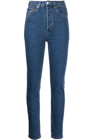 RE/DONE 70's straight-cut jeans