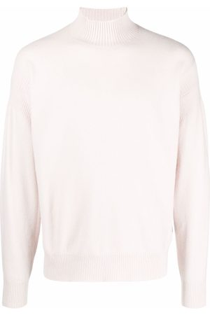 Z Zegna High-neck knitted jumper