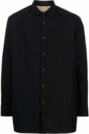 ZIGGY CHEN Wide long sleeve shirt