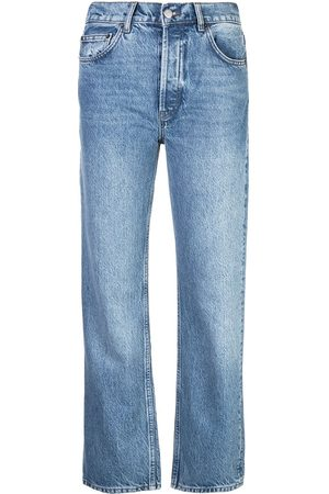 Reformation Cynthia high relaxed jeans