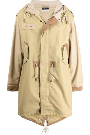 Fred Perry Nicholas Daley Patch parka