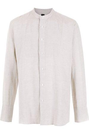 OSKLEN Muži S dlouhým rukávem - Underlay long-sleeved shirt