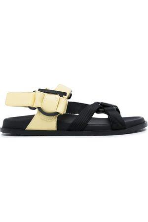 Salvatore Ferragamo Ženy Sandály - Gancini touch-strap sandals
