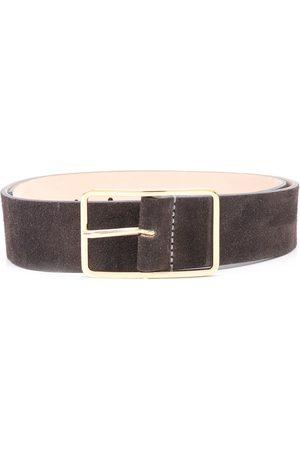 B-Low The Belt Ženy Pásky - Suede buckle belt