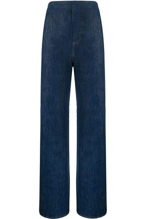 MANNING CARTELL Authentic Fades high-waisted wide leg jeans