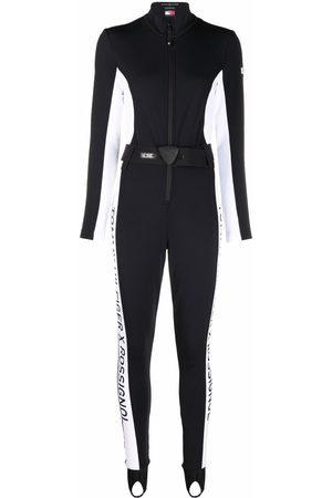 Rossignol Ženy Lacláče - Softshell zip-up overalls