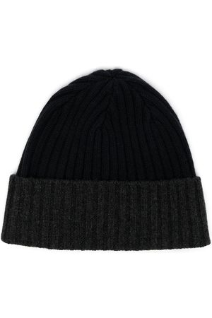 N.PEAL Chunky rib-knit hat