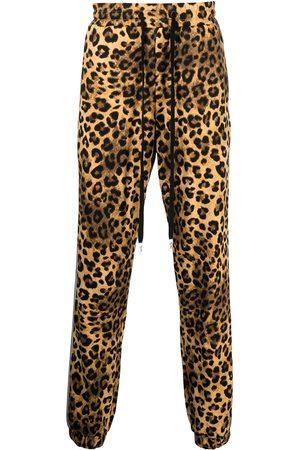 HACULLA Leopard print trackpants