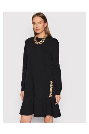 Love Moschino Ženy Pletené - Úpletové šaty