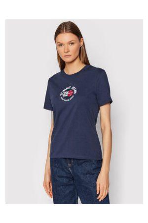 Tommy Hilfiger Ženy S límečkem - T-Shirt