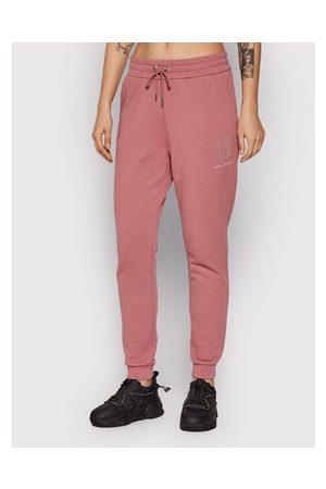 Armani Ženy Tepláky - Teplákové kalhoty