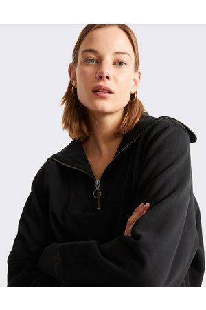 Thinking Mu Black Rebeca Sweatshirt BLACK L