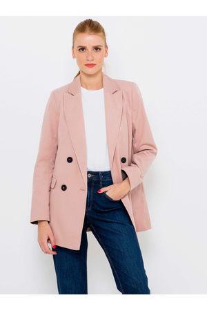 Camaïeu Růžové sako