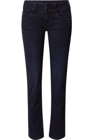 Pepe Jeans Ženy Rovné nohavice - Džíny 'Gen