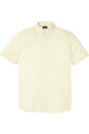 bonprix Muži S krátkým rukávem - Košile s krátkým rukávem Slim Fit