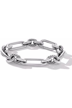 David Yurman Ženy Náramky - Sterling silver DY Madison large chain bracelet