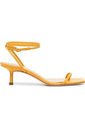 Studio Amelia Ankle Bind 50mm leather sandals
