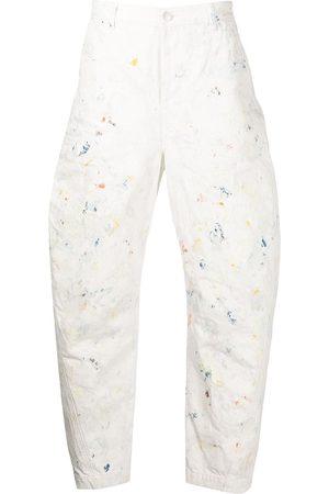 JOHN ELLIOTT Sendai paint splatter trousers