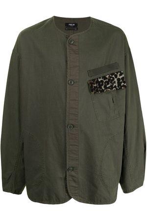FIVE CM Long-sleeve button shirt