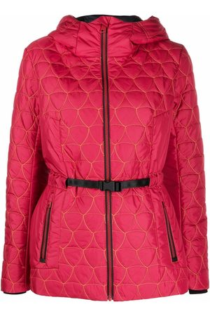 Rossignol Ženy Bundy - Hooded quilted jacket
