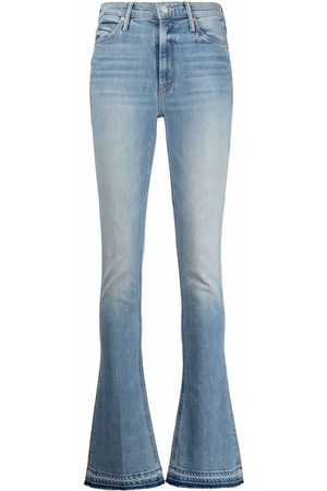 Mother High-rise skinny-fit jeans