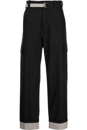 CRAIG GREEN Muži Kapsáče - Straight-leg cargo trousers