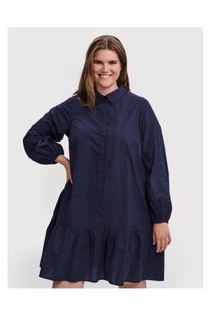 VERO MODA Ženy Košilové - Košilové šaty