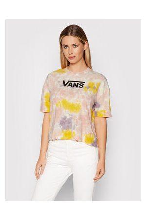 Vans Ženy S límečkem - T-Shirt