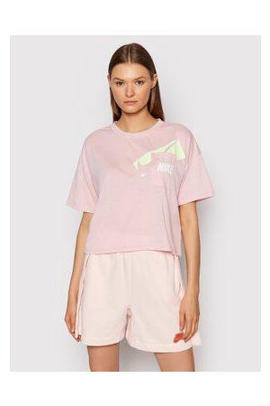 Nike Ženy S límečkem - T-Shirt