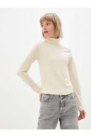 Calvin Klein Ženy Ke krku - Dámský béžový rolák