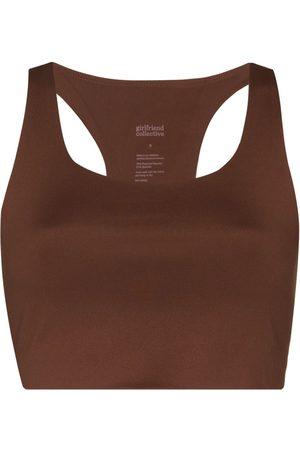 GIRLFRIEND COLLECTIVE Ženy Sportovní - Paloma scoop-neck sports bra