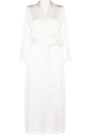 La Perla Ženy Župany - Tied waist silk robe