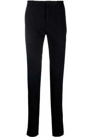 Incotex Mid-rise straight-leg trousers