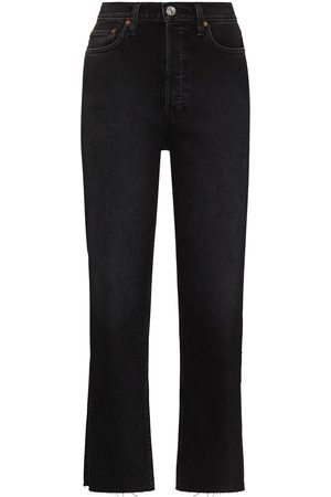 RE/DONE 70s Stone Pipe straight-leg jeans